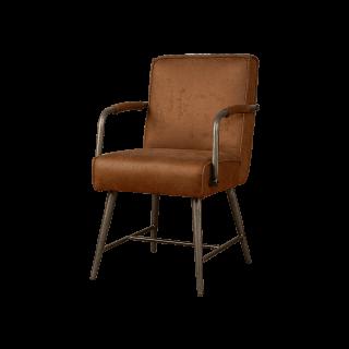 Belmonte-armchair-Cherokee-cognac