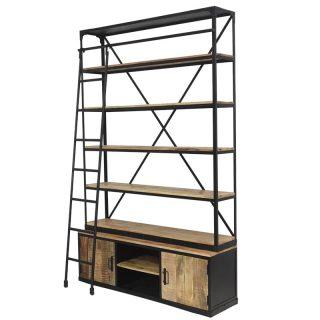 Britt-bibliotheek-met-kastjes-Old-Inn-Wonen