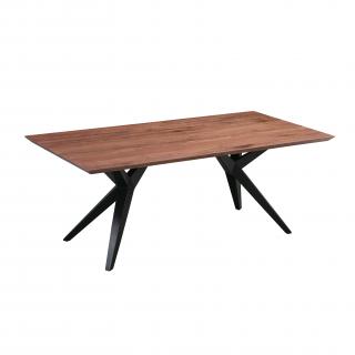 Eettafel-rechthoek-walnoot-met-schuine-XY-poot-vierkant