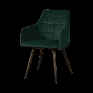 Silva-armchair-Buvel-green